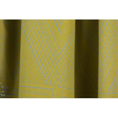 Jersey bio Corax 05 Vert et gris Lotte Martens graphique mode