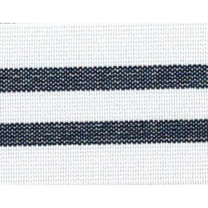 Elastique rayuyres bleu 40mm ceinture slip boxer