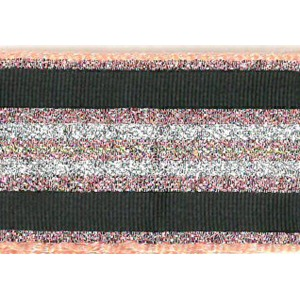 Ruban Winter Stripe 25mm 30175