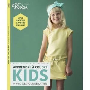 """Livre """"Apprendre à coudre Kids"""" - hors Série Maison Victor"""