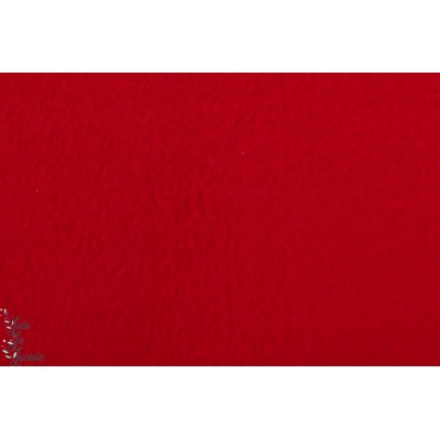 Super Polaire Uni Rouge Hiclo