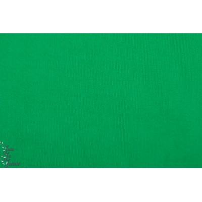 Babycord Bio Lillestoff vert velours cote fine bio
