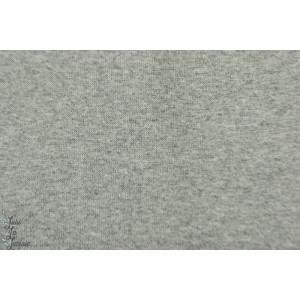 Bord Cote tube chiné gris clair
