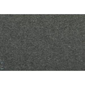 Bord Cote Tube Chiné gris foncé