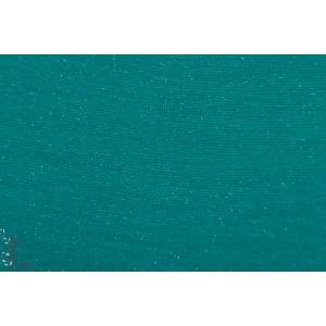 Bord Cote tube lurex bleu