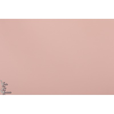 Imperméable rose pluie résistant souple