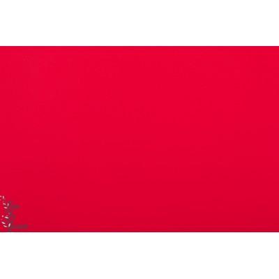 Imperméable rouge vent pluie souple