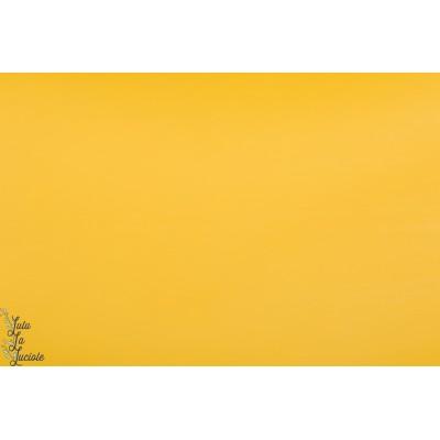 Imperméable jaune pluie