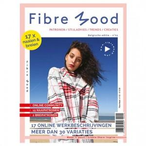 Magazine Fibre Mood 02 patron couture tricot mode femme famille