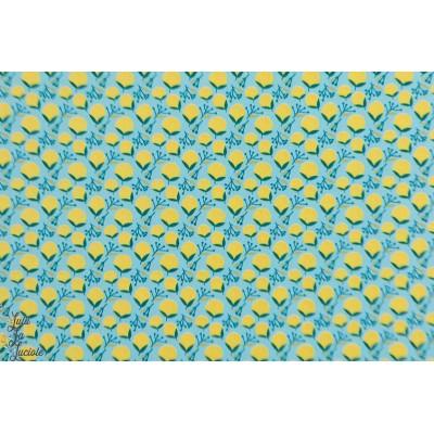Popleine Blend Haruko Aqua - floral pets -graphique