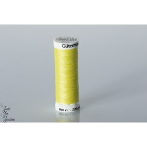 Fil Gutermann 200M coloris 580