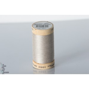 Fil coton organique scanfil gris 4831