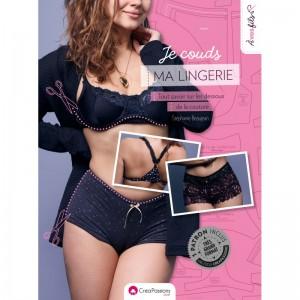 Livre '' Je couds ma lingerie'' par  Stéphanie  Beaujan