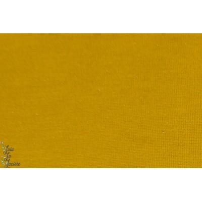 Bord cote tube moutarde Lurex