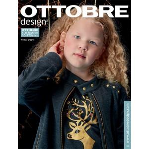 Magazine Ottobre Design Kids 6/16 Anglais avec explication en français