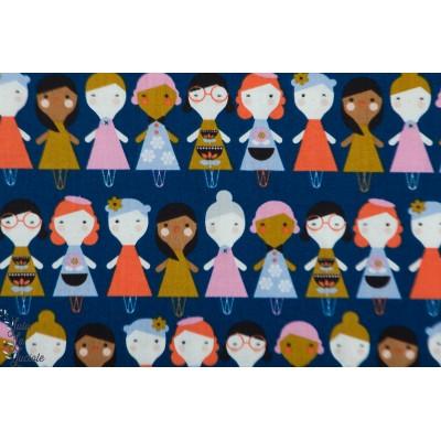 Popeline Dashwood STUDIO AMELIE 1430 farandole de poupée graphique jilly