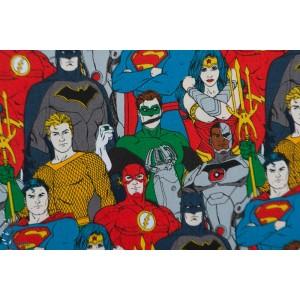 Popeline Justice league Licence Warner bross spiderman barman super héros