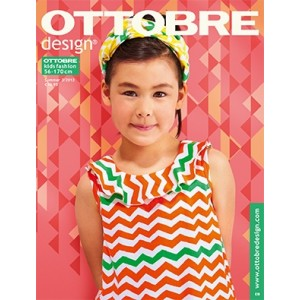 Magazine patron couture OTTOBRE Design Kids 3/2013, enfant