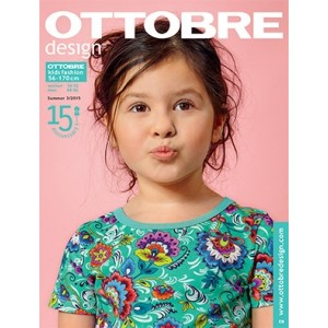 Magazine patron couture enfant OTTOBRE Design Kids 3/2015