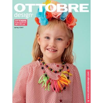 Magazine patron couoture enfant OTTOBRE Design kidsn1/2017