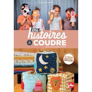 """Livre """"Des Histoires à coudre"""" - Montessori"""