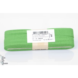 Biais Jersey de Luxe 447 Olive Clair vert