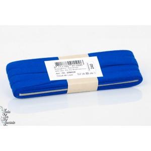 Biais jersey de Luxe 240 bleu royal