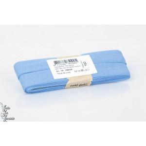 Biais Jersey De luxe 103 bleu clair