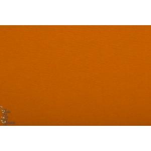 Bord Cote Bio Lillestoff Zimtorange grande laize orange