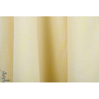 jacquard Bio Hamburger Liebe Knit knit sweat bio jaune maille