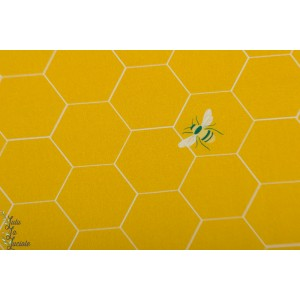 popeline Katia bee Panel