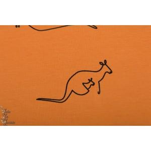 Tissu Summer Sweat West Kangourou - Australie  - Katia