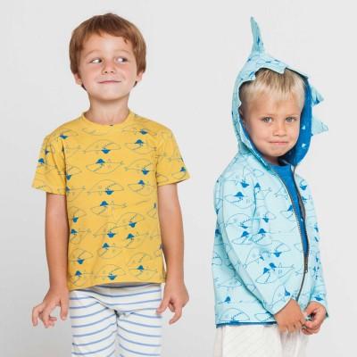 Patron Katia Sweat-shirt et tee-shirt enfant