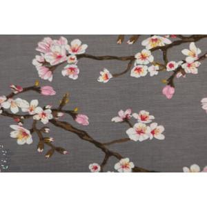 Modal Jersey Blossom gris Poppy