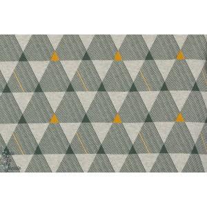 Jersey Bio géométrique Dreiecke  Kombi