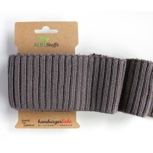 Cuff me Cosy Hamburger Liebe Taupe