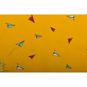 Popeline AGF Paper Plane Hopes - SISU