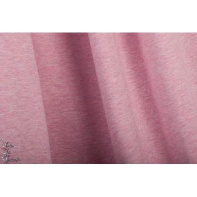 Jersey Bio Uni rose chinée Lillestoff