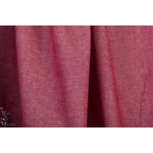 Cherry Crimson Outland yarn Dyes AGF Denim Studio - cerise - rouge jean