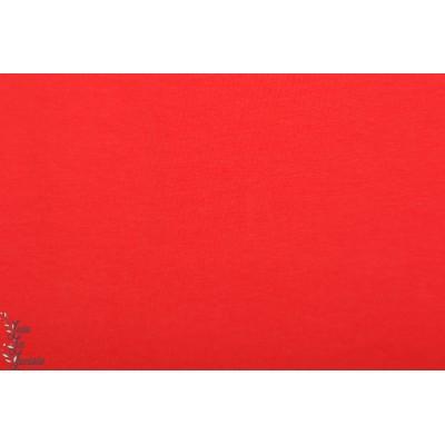 Summerjersey Bio Koralle Lillestoff corail rouge orange sommer jersey été