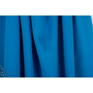 Viscose Chat Chcolat Bleu
