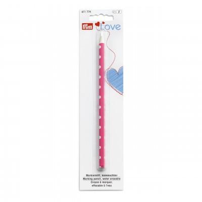 Love crayon à marquer Blanc couture tissu prym 611774