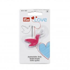 Prym Love enfile aiguille Birdy 611157