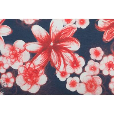 Modal Loulu Lillestoff fleur patty mode femme