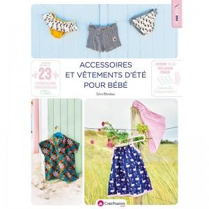 Livre Accessoires et vêtement d'été pour bébé - Sylvie Blondeau