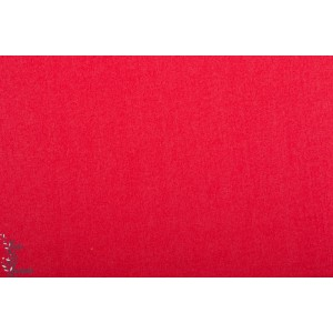 jean Elastique Rouge