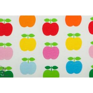 Jersey Miniapple Rainbow Vintage in my heart retro pomme couleur