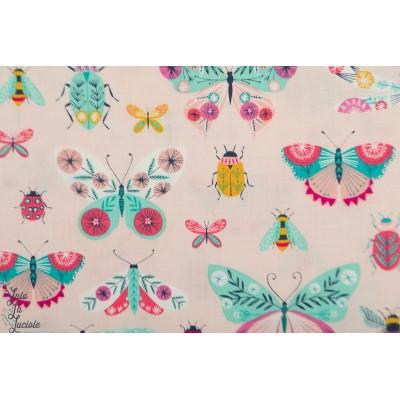 Popeline Dashwood Studio - Summer Dance 1513 - papillons