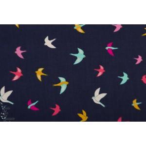 Popeline Summer Dance Dashwood studio oiseaux bethan janine1517