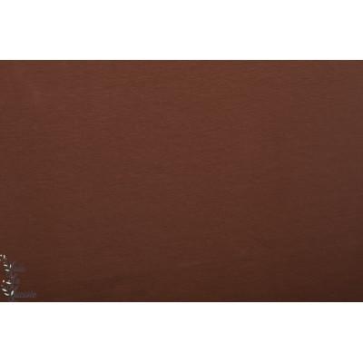 Somerjersey Bio Kakao Lillestoff chocolat maron été